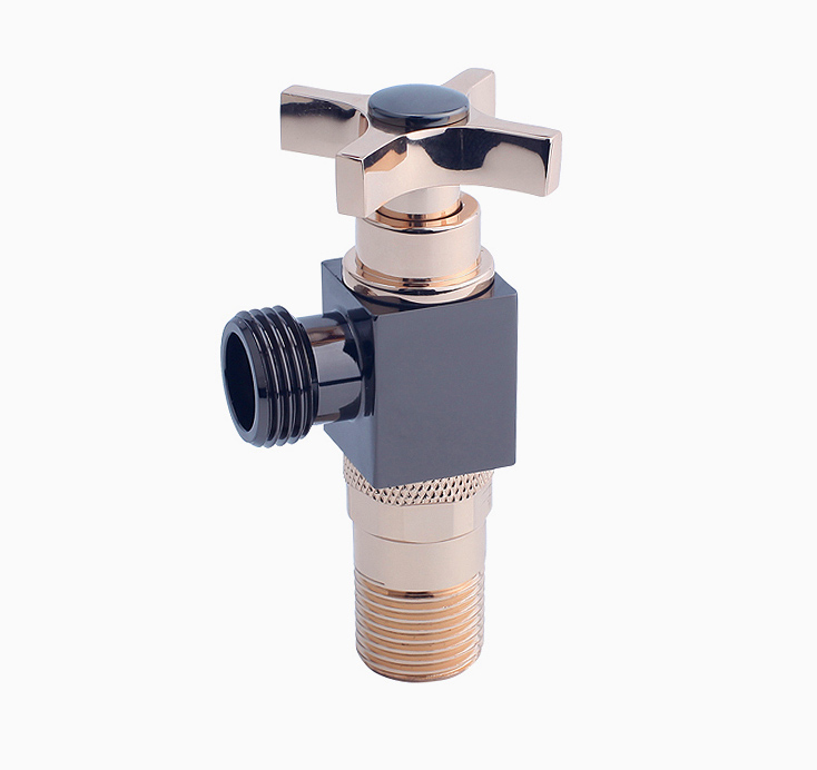 360° Patented Angle Valve JF201